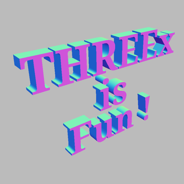 THREEx - Game Extensions for Three js